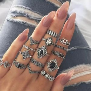 Ring set (15 rings)